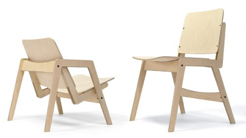 FlipChair by Fiction Factory