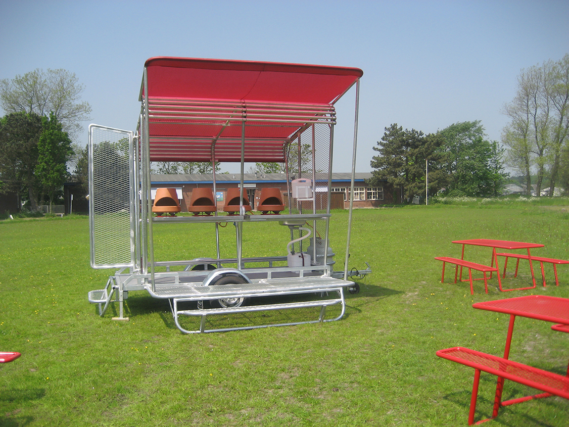 mobile kitchen 1